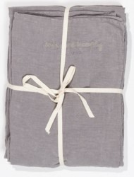 Bed and Philosophy Linen Duvet cover Orage 1