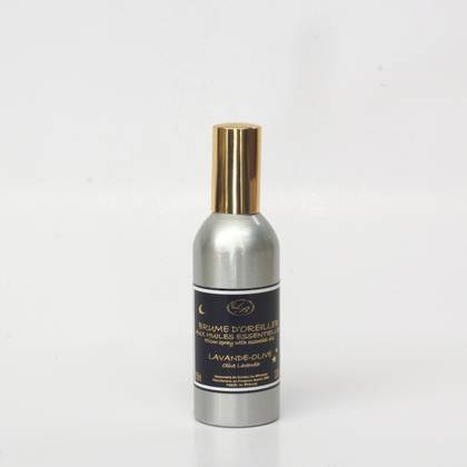 Savonnerie de Bormes Pillow Mist with essential oils - Lavender