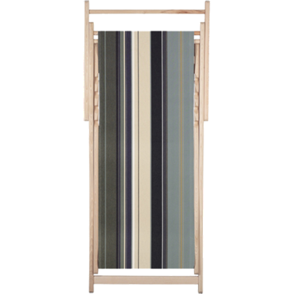 Deckchair Rue du Baci Grey Acrylic  (out of stock)