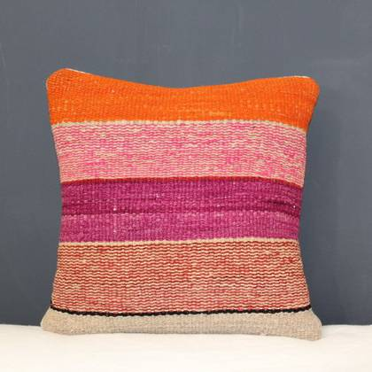 Frazada wool Cushion 43cm (no. 001) (sold out)