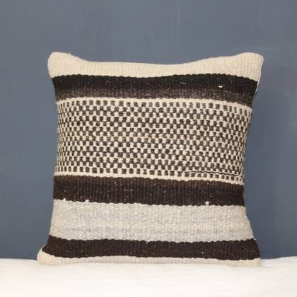 Frazada wool Cushion 43cm (no. 003)