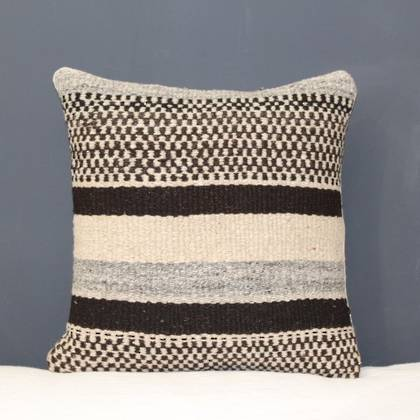 Frazada wool Cushion 43cm (no. 004) (sold out)