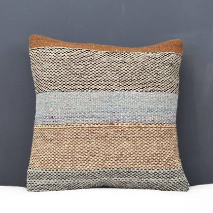 Frazada wool Cushion 43cm (no. 005) (sold out)