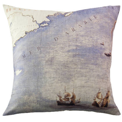 Genevieve Levy Mer Cushion 55cm (available to order)