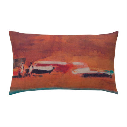 Genevieve Levy Cabo Verde Cushion 50 x 30cm (available to order)