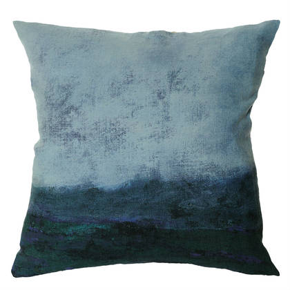 Genevieve Levy Horizon de Brume Cushion 55cm (available to order)