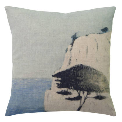 Maison Levy Roca Blanca Cushion 55cm
