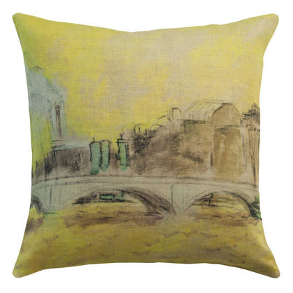 Genevieve Levy Tolbiac Cushion 55cm (available to order)