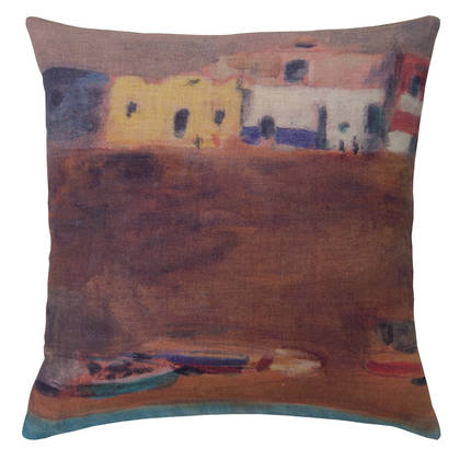 Genevieve Levy Cabo Verde Cushion 55cm (available to order)