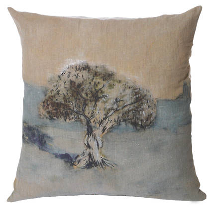 Genevieve Levy El Olivio Cushion 55cm (available to order)