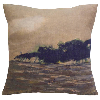 Genevieve Levy Isla de Rio Cushion 55cm (available to order)