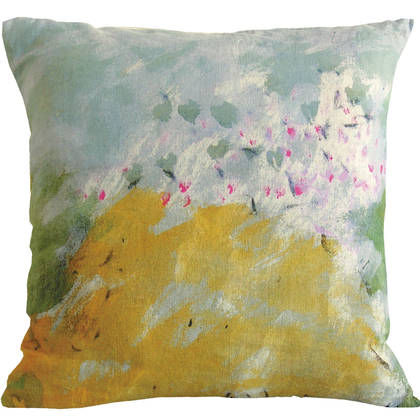 Genevieve Levy Petales Cushion 55cm (available to order)