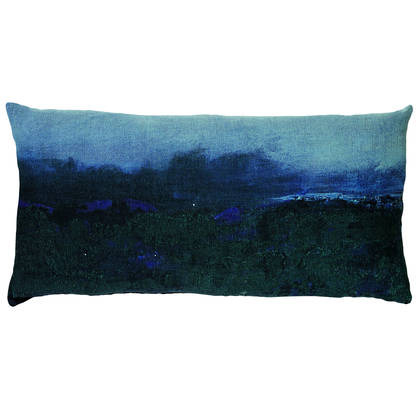Genevieve Levy Horizon de Brume Cushion 50 x 30cm (available to order)