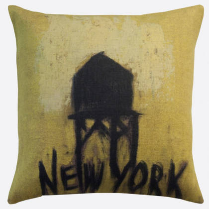 Maison Levy New York Cushion 55cm