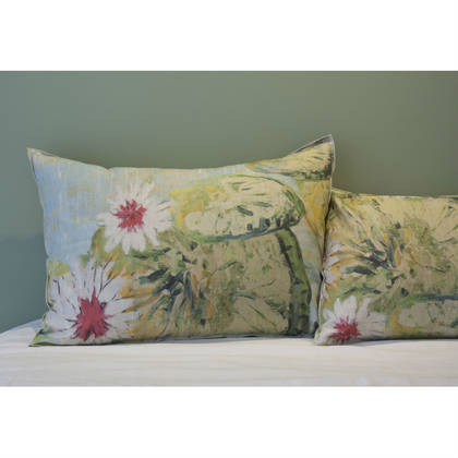 Genevieve Levy Yrupe Pillowcase - set of 2 (available to order)