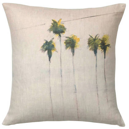 Genevieve Levy Tiges Cushion 55cm (available to order)
