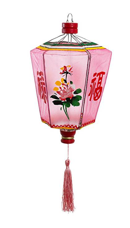 Chinese Lantern in Pink - Small (sold out)