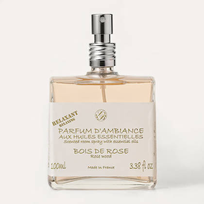 Savonnerie de Bormes Room Spray with essential oils - Rose Wood (sold out)