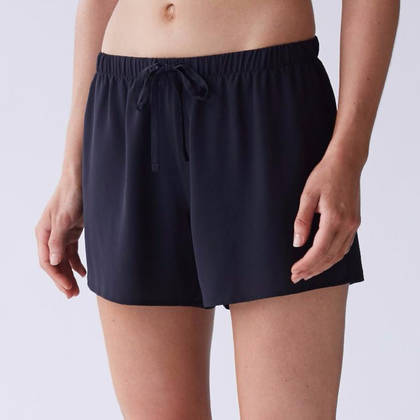 Laing James Silk Boxers in Black