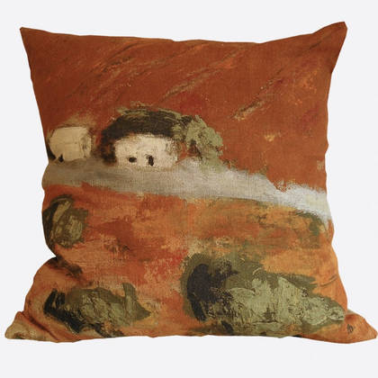 Maison Lévy Dos Casitas Cushion 55cm
