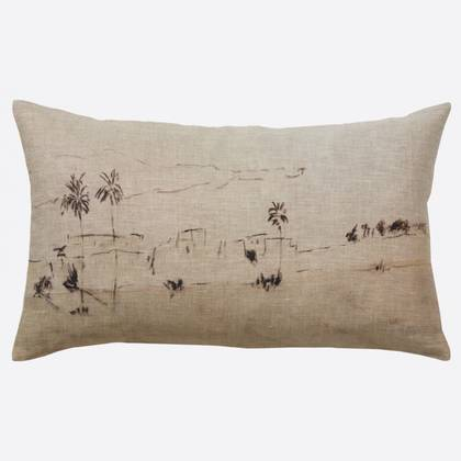 Maison Levy Remparts Cushion 50 x 30cm