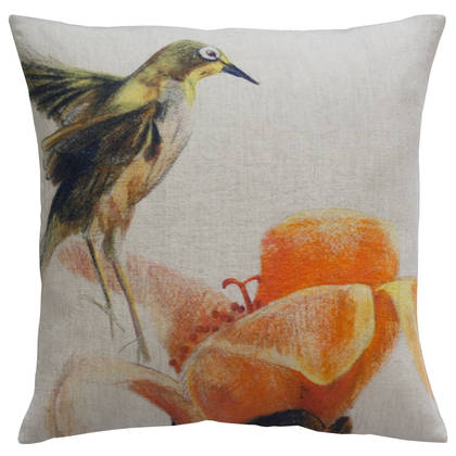 Genevieve Levy Georges Natural Cushion 55cm (available to order)
