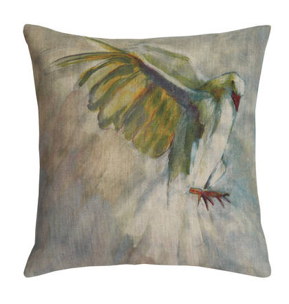 Genevieve Levy Paloma Cushion 55cm (available to order)