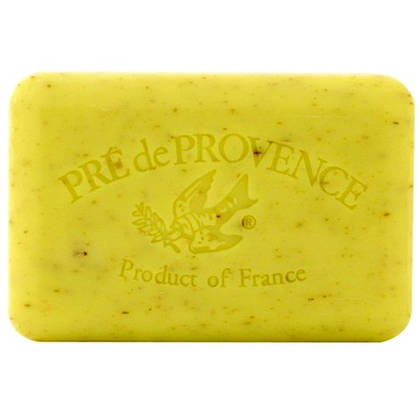 Pre de Provence Shea Butter Enriched French Bath Soap - Lemongrass 250gm