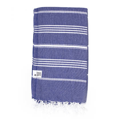 Turkish Towel  Classic - Navy (sold out)