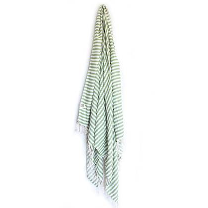 Turkish Towel  St Tropez Olive (sold out)