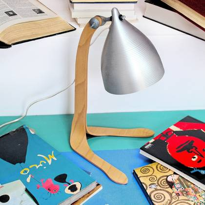 tse & tse Poise Lamp - Natural (out of stock)