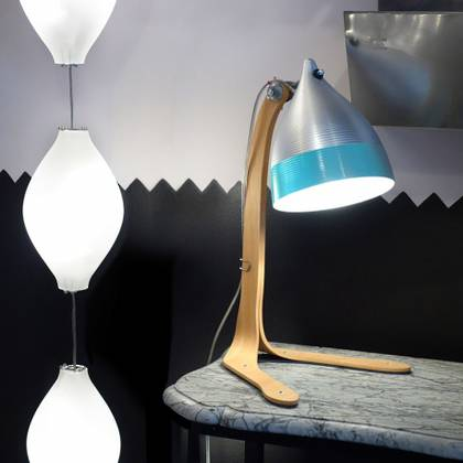 tse & tse Poser Lamp - available in 6 colours (available to order)