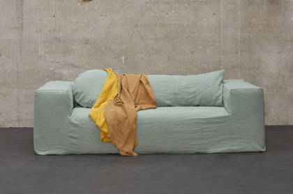 The Couple Sofa - 1 in stock in White