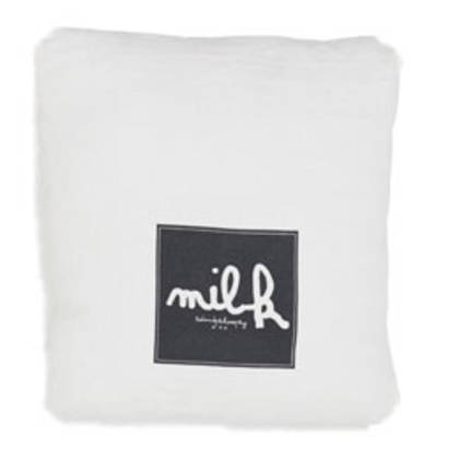 Bed & Philosophy pure linen Molly Cushion in Milk