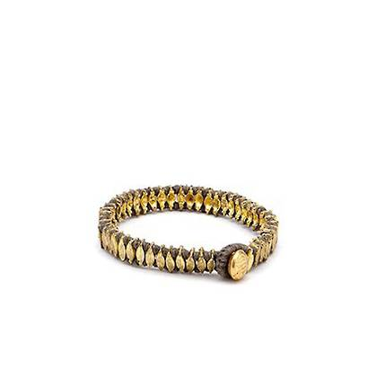 Bracelet Chamak - gold grey (sold out)