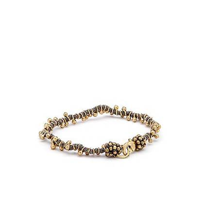 Bracelet Shaanti - gold grey (sold out)