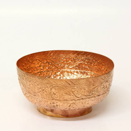 Copper Bowl from India
