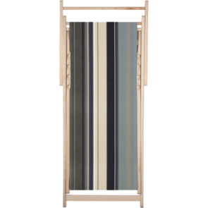 Deckchair Rue du Baci Grey Acrylic (in store late September)