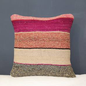 Frazada wool Cushion 43cm (no. 002)