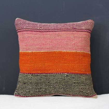 Frazada wool Cushion 43cm (no. 006)