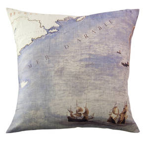 Genevieve Levy Mer Cushion 55cm (available to pre-order)