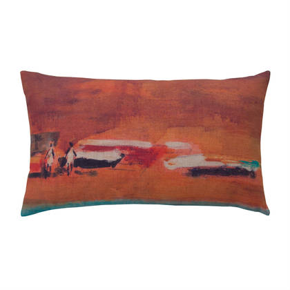 Genevieve Levy Cabo Verde Cushion 50 x 30cm (available to pre-order)