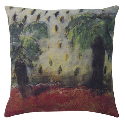 Genevieve Levy Casino Cushion 55cm (available to order)