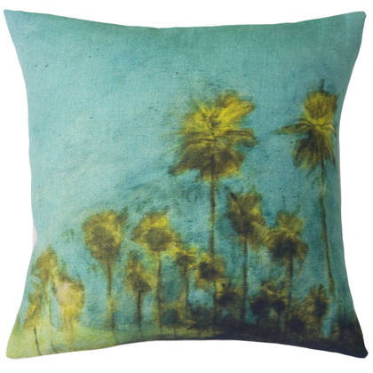 Genevieve Levy El Palmar Cushion 55cm (available to pre-order)