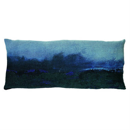 Genevieve Levy Horizon de Brume Cushion 44 x 22cm  (available to pre-order)