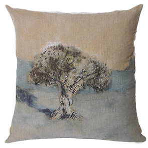 Genevieve Levy El Olivio Cushion 55cm (available to pre-order)