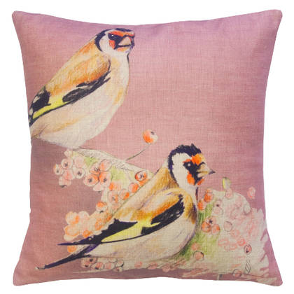 Maison Lévy Romeo & Juliet Rose Cushion 55cm (available to order)