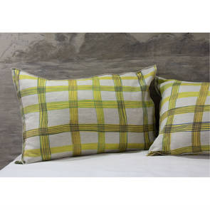 Genevieve Levy Cross Pillowcase - set of 2 (available to pre-order)