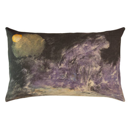 Genevieve Levy Claire de Lune Cushion 50 x 30cm (available to order)