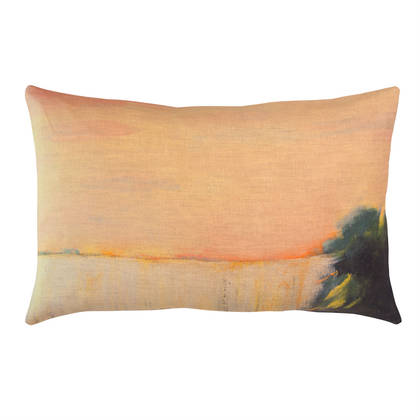 Genevieve Levy Iguazu Cushion 50 x 30cm (available to pre-order)